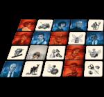 Fedőnevek: Képekkel társasjáték
