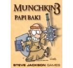 Munchkin 3 Papi Baki társasjáték