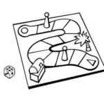 Sztorikocka -€ Animalia társasjáték