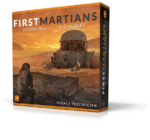 First Martians: Adventures on the Red Planet társasjáték