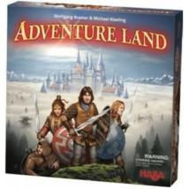 Adventure Land - Kalandok földje társasjáték