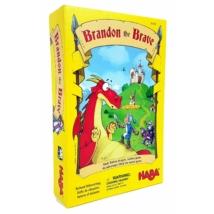 Brandon the Brave - Rettenthetetlen Richárd társasjáték