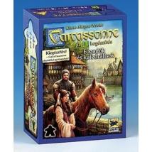 Carcassonne: Fogadók és katedrálisok (1. kiegészítő)