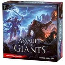 Dungeons & Dragons: Assault of the Giants társasjáték