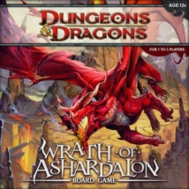 Dungeons & Dragons: Wrath of Ashardalon társasjáték