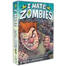 I hate zombies társasjáték