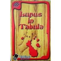Lupus in Tabula kártyajáték