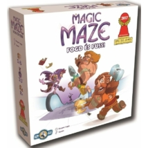 Magic Maze - Fogd és fuss! társasjáték