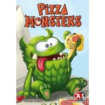 Pizza Monsters társasjáték