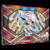 Pokémon TCG: Lycanroc-GX Box