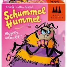 Simlis dongók (Schummel Hummel) társasjáték