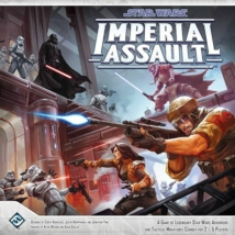 Star Wars: Imperial Assault társasjáték