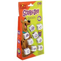 Sztorikocka Scooby Doo társasjáték