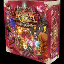 Arcadia Quest: Inferno társasjáték