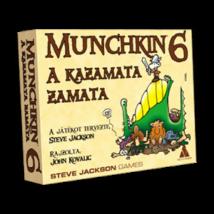 Munchkin 6 - A kazamata zamata társasjáték