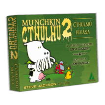 Munchkin Cthulhu 2 - Cthulmú hívása társasjáték