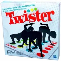 Twister társasjáték-két új mozdulattal