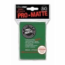 Ultra PRO standard kártyavédő fólia zöld