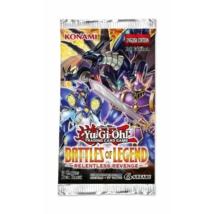 Yu-Gi-Oh! Battles of Legend: Relentless Revenge kiegészítő csomag