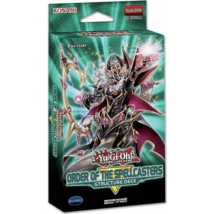 Yu-Gi-Oh! Structure Deck: Order of the Spellcasters