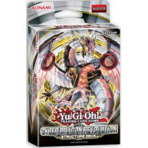 Yu-Gi-Oh! Structure Deck: Cyber Dragon Revolution strukturált pakli