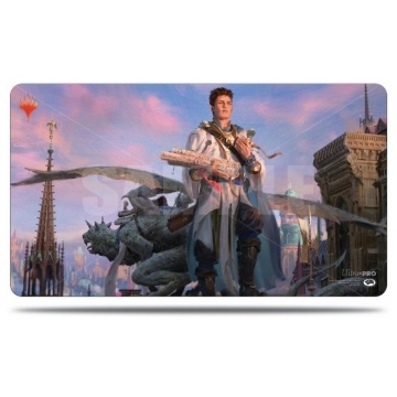 Magic: The Gathering War of the Spark Playmat V3
