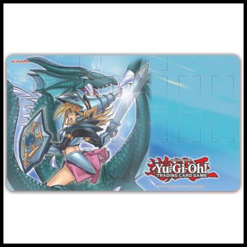 YGO - Dark Magician Girl the Dragon Knight - Game Mat