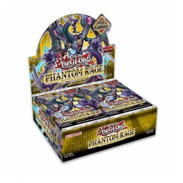 Yu-Gi-Oh! Phantom rage display