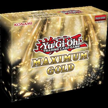 Yu-Gi-Oh! Maximum Gold Tuckbox