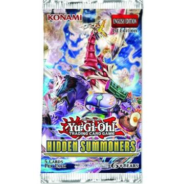 Yu-Gi-Oh! Hidden Summoners kiegészítő csomag