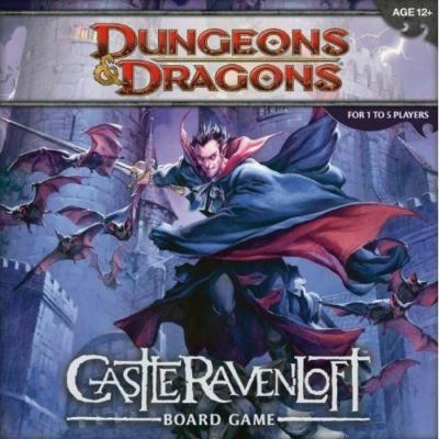 Dungeons & Dragons: Castle Ravenloft társasjáték
