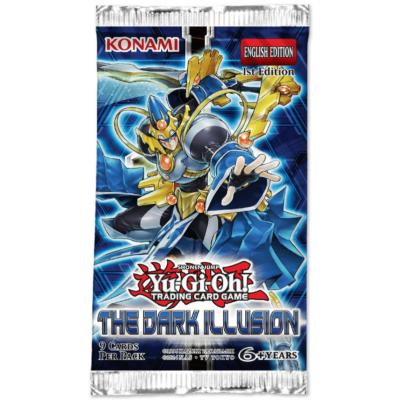Yu-Gi-Oh! The Dark Illusion kiegészítő csomag