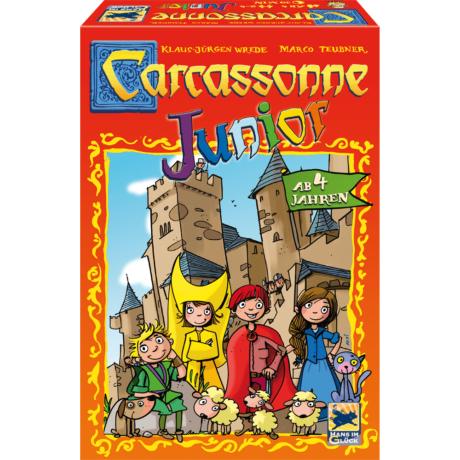 Carcassonne Junior társasjáték