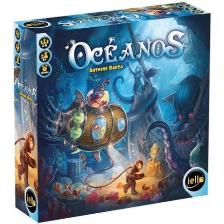 Oceanos társasjáték