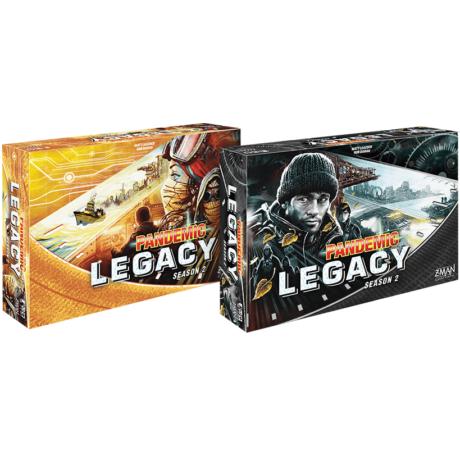 Pandemic Legacy: Season 2 társasjáték