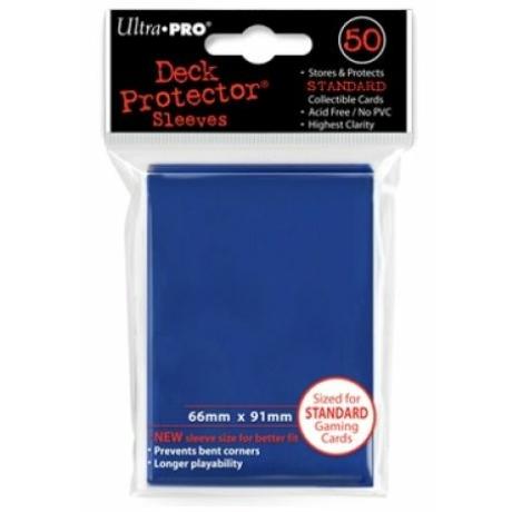 Ultra PRO standard kártyavédő fólia kék