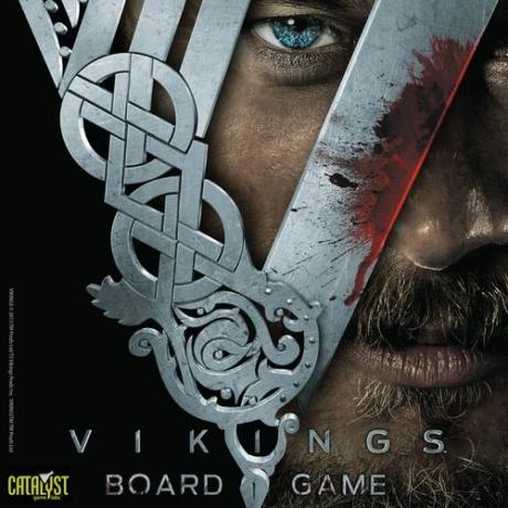Vikings: The Board Game társasjáték
