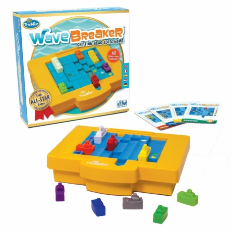 Wave Breaker logikai játék