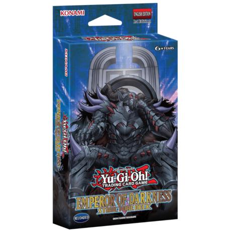 Yu-Gi-Oh! Emperor of Darkness Structure Deck strukturált pakli