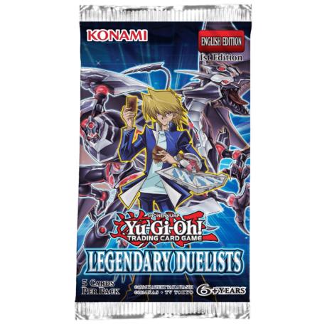 Yu-Gi-Oh! Legendary Duelists kiegészítő csomag