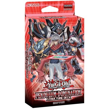 Yu-Gi-Oh! Structure Deck: Pendulum Domination strukturált pakli