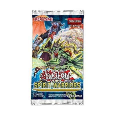 Yu-Gi-Oh! Spirit Warriors kiegészítő csomag