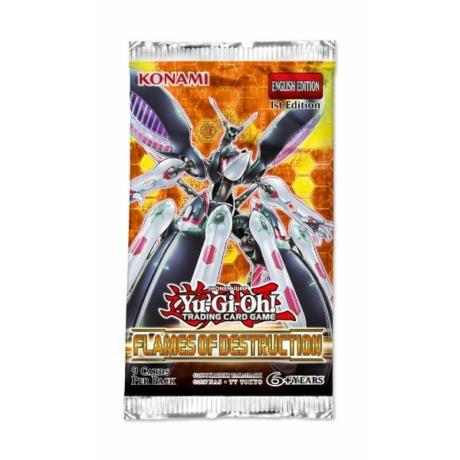 Yu-Gi-Oh! Flames of Destruction kiegészítő csomag