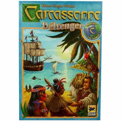 Carcassonne Déltenger társasjáték