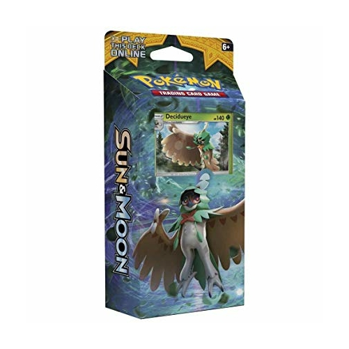 Pokémon Forest Shadow Theme Deck