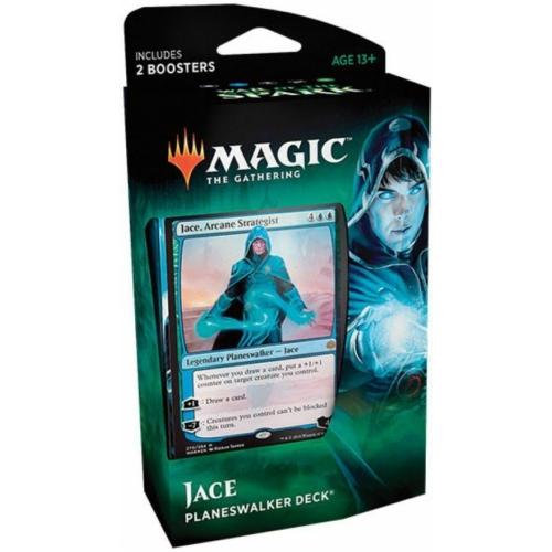 MTG: War of the Spark Planeswalker deck - Jace, arcane strategist