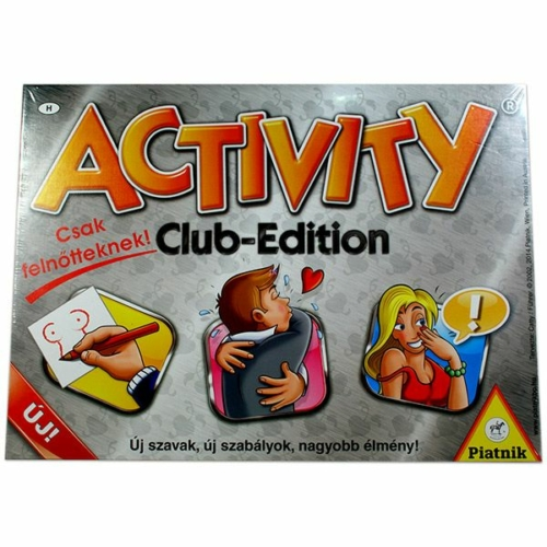 Activity Club Edition társasjáték