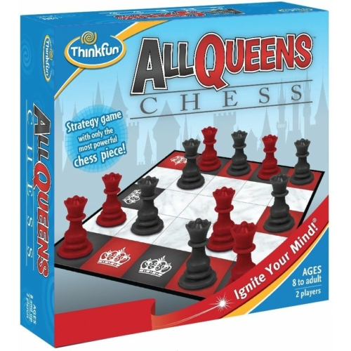 All Queens Chess társasjáték