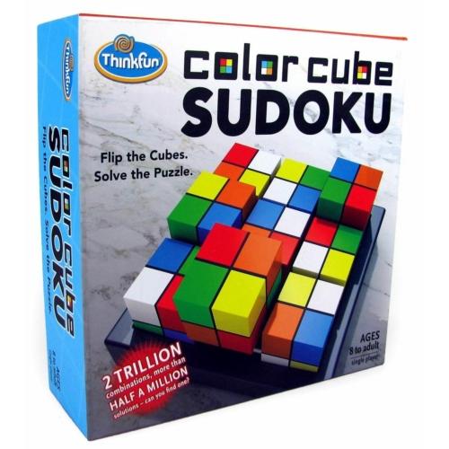 Color Cube Sudoku logikai játék
