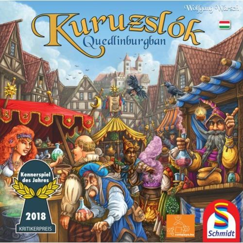 Kuruzslók Quedlinburgban társasjáték